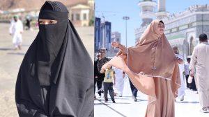 Pemilihan Pakaian Umrah Bagi Wanita