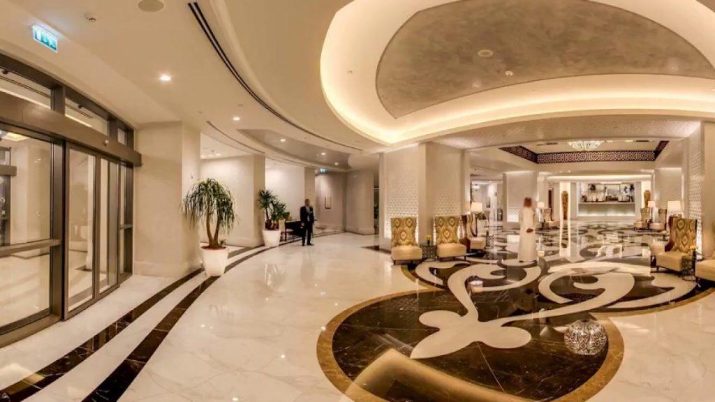 hotel terbaik di mekah hotel conrad