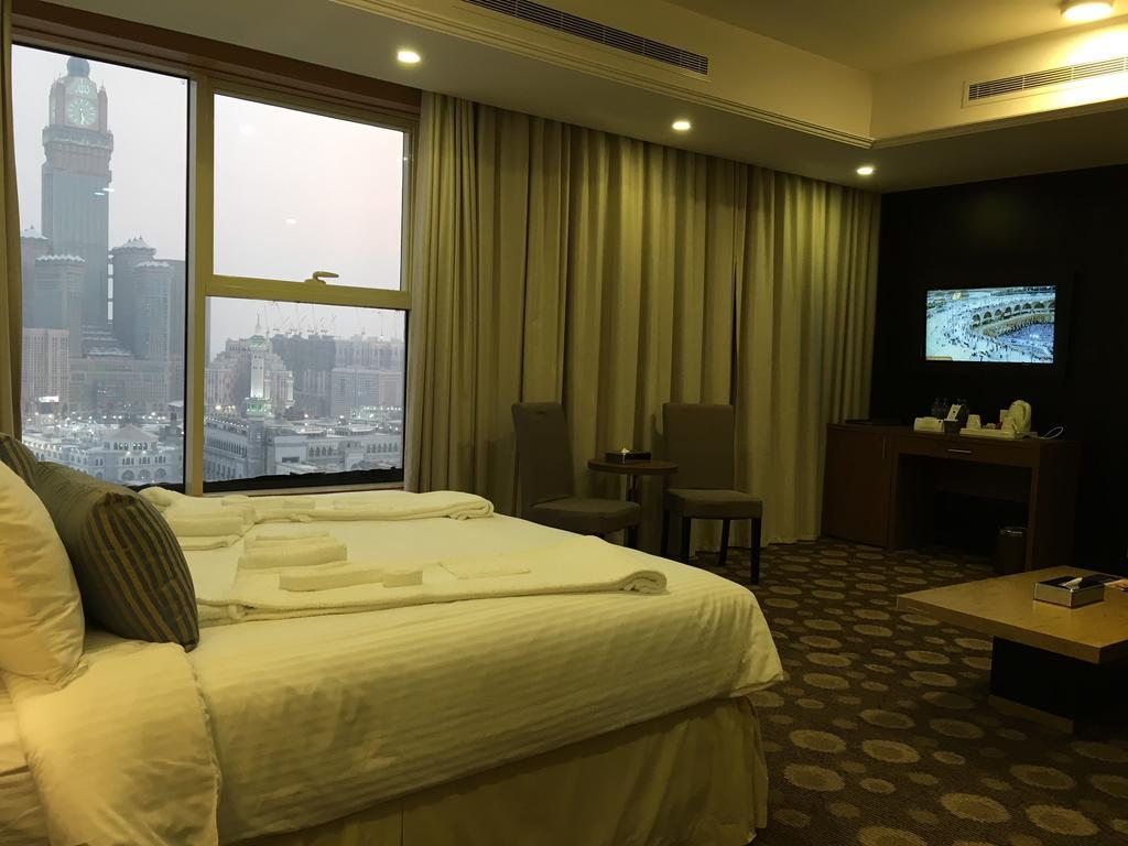 hotel terbaik di mekah hotel grand mekah