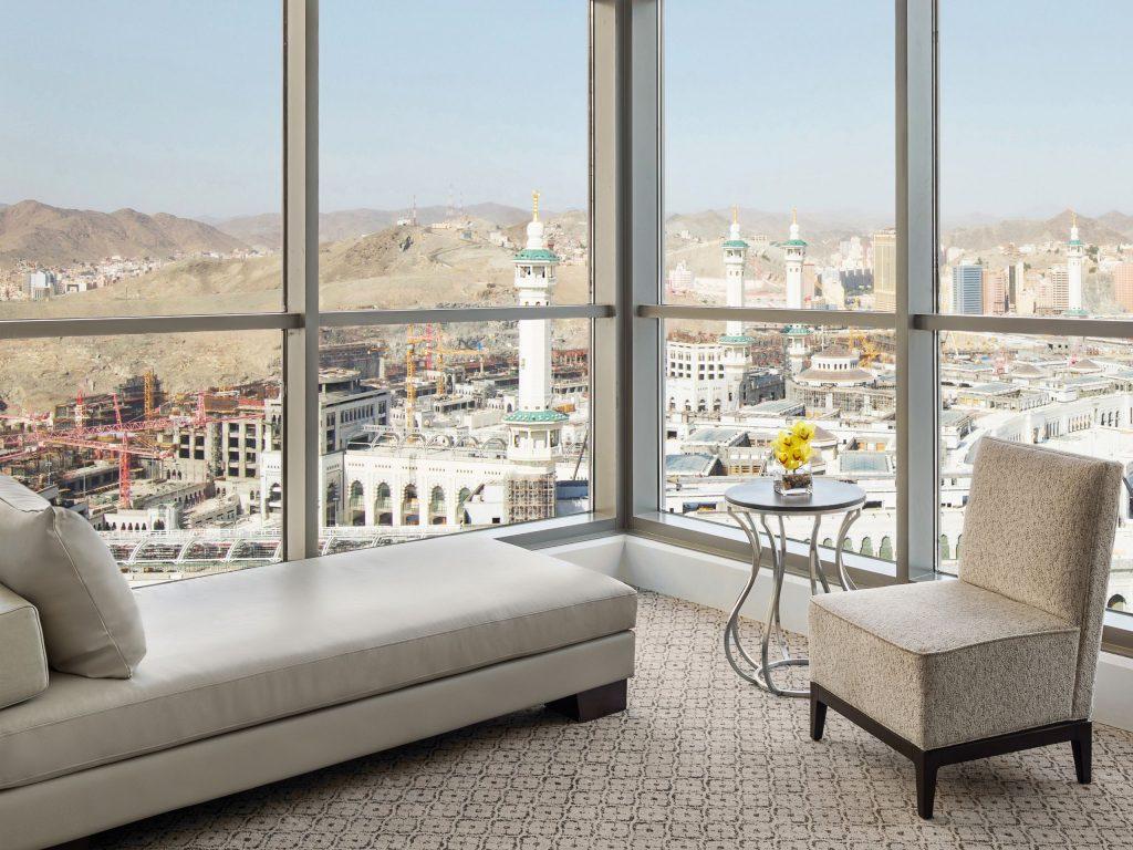 hotel terbaik di mekah hotel hayatt