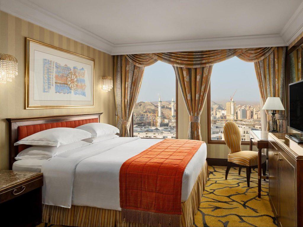 hotel terbaik di mekah hotel milennium
