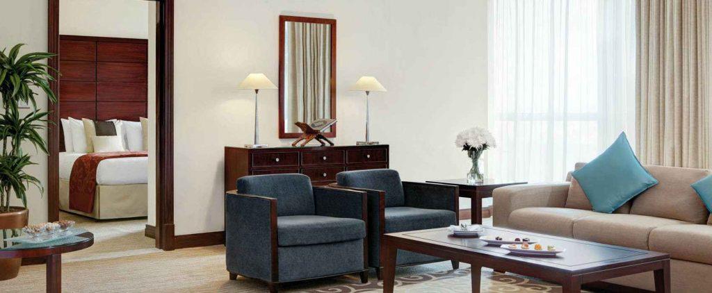 hotel terbaik di mekah hotel movenpick