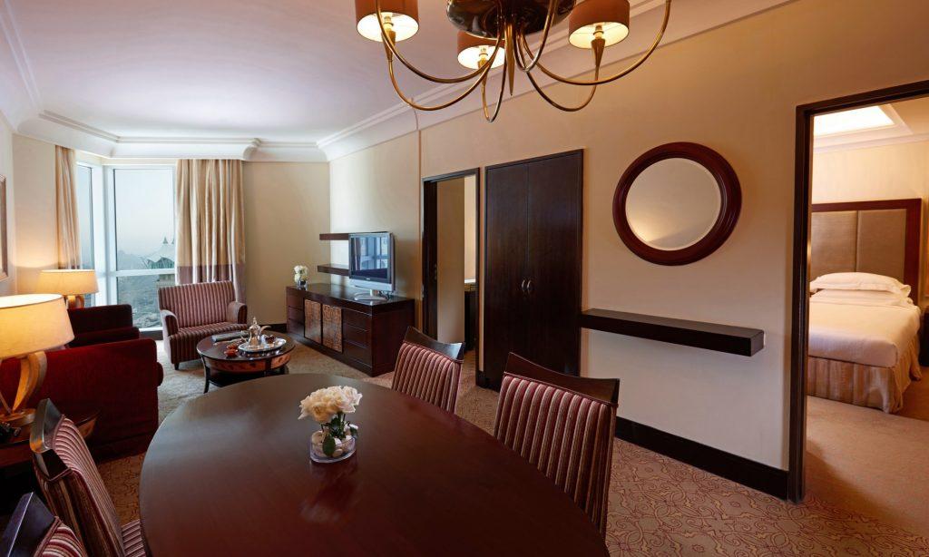 hotel terbaik di mekah hotel pullman