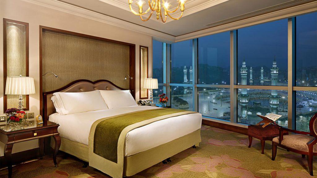 hotel terbaik di mekah hotel rafles