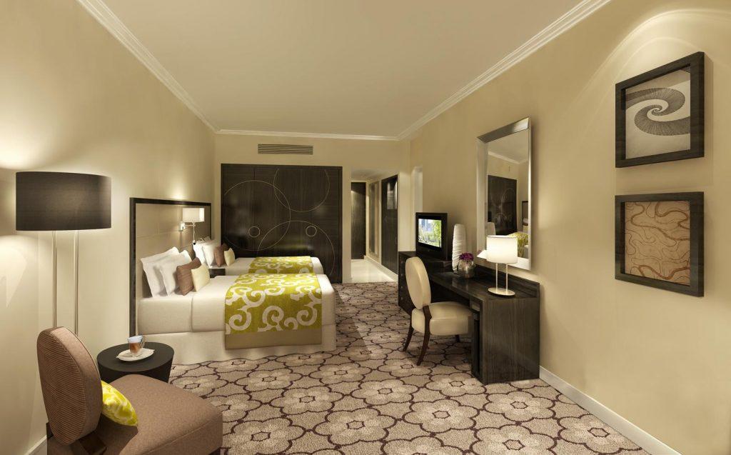 hotel terbaik di mekah swiss hotel
