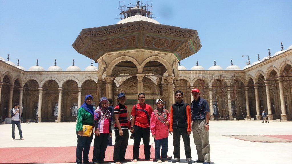 umrah ziarah mesir masjid ali pasha cairo