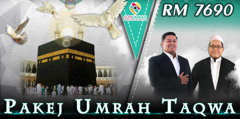 Pakej Umrah Taqwa