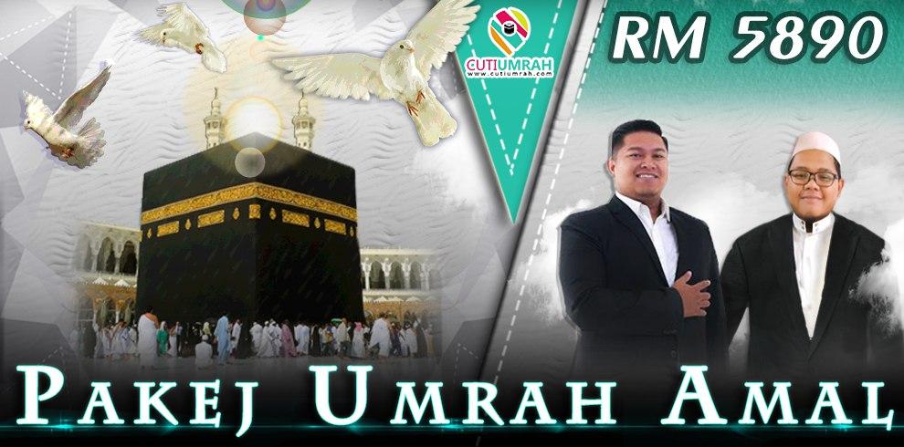 pakej Umrah Amal