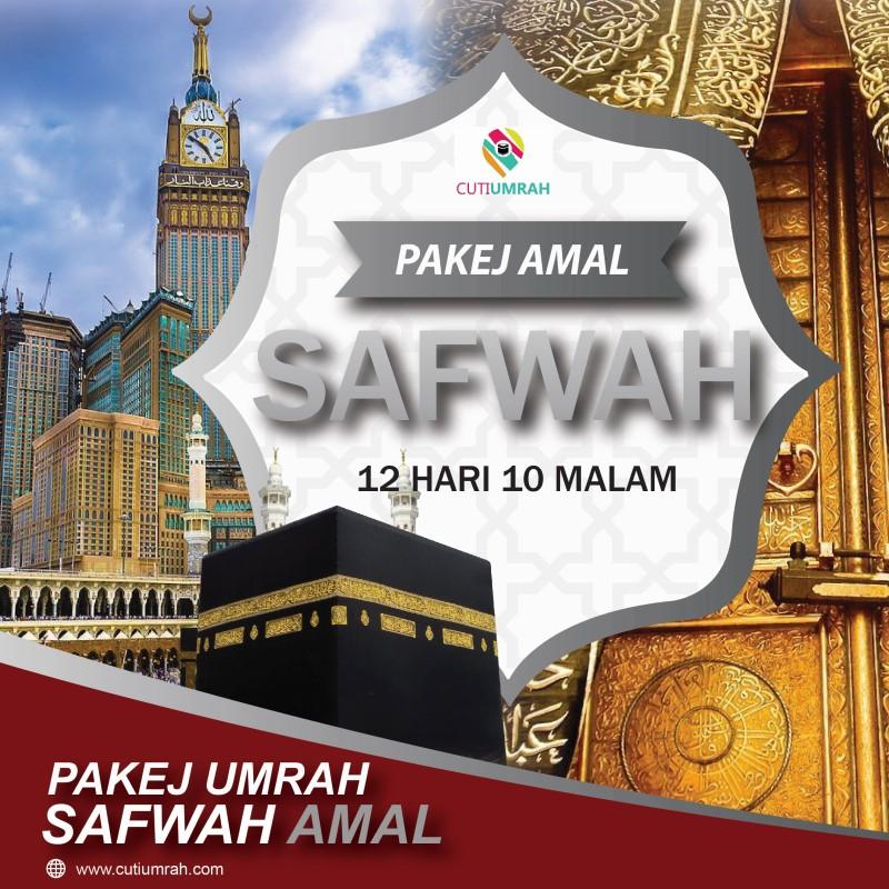 Poster Umrah Safwa Amal