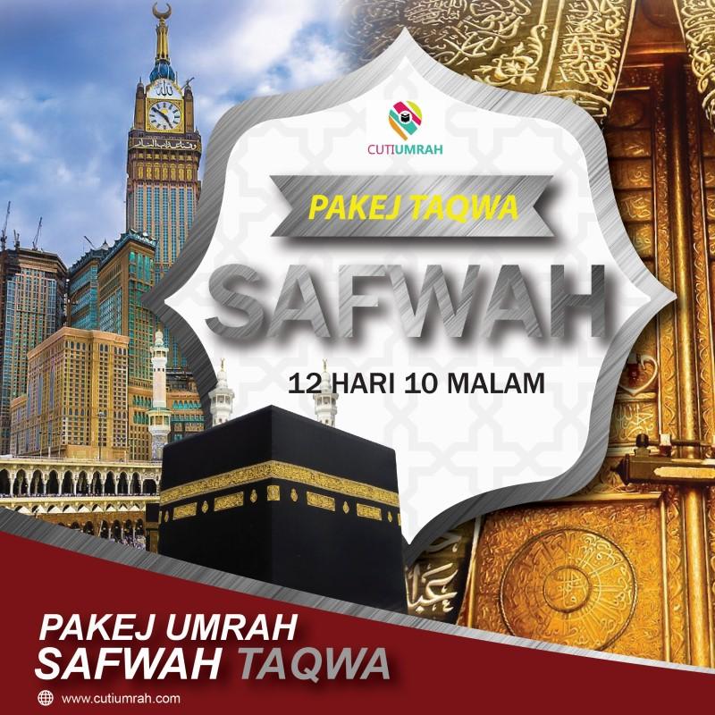 Poster Umrah Safwa Taqwa