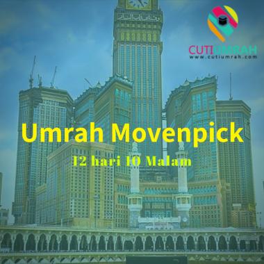 Pakej Umrah Movenpick